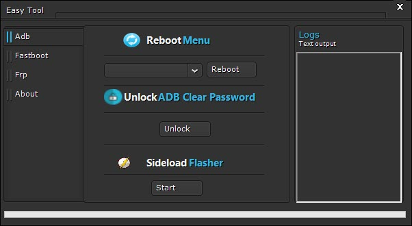 Download Easy FRP Tool 2019 - OneClick Bypass FRP google account