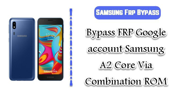 How To Bypass Google Account On Samsung J2 Core Samsung J2