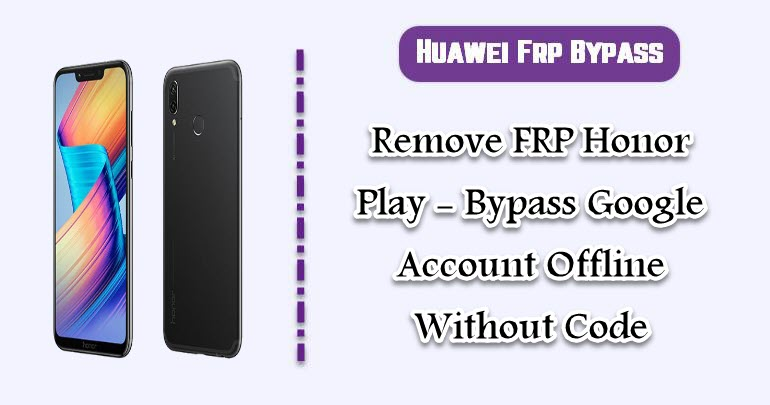 Remove FRP Honor Play