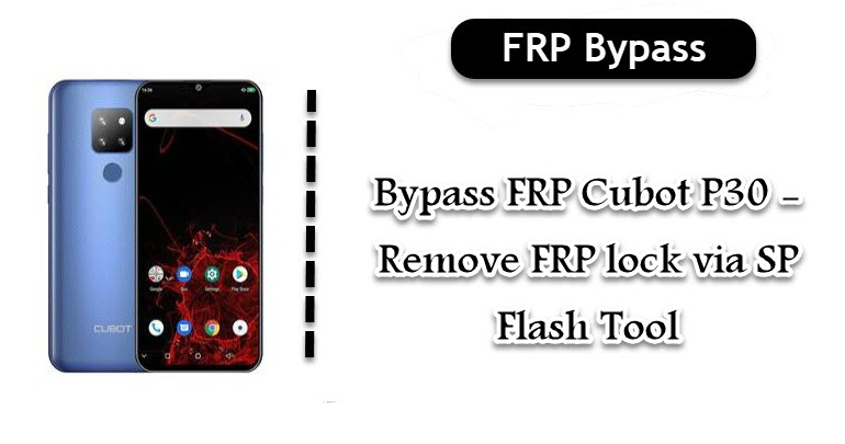BypassFRP Cubot P30