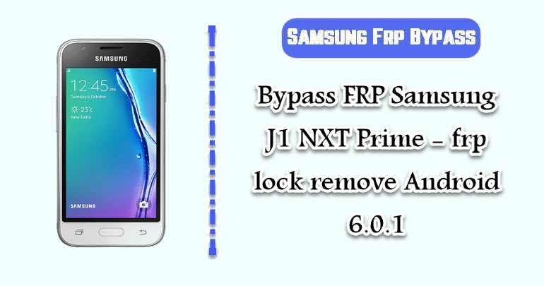 3 Methods for Frp Bypass Samsung Galaxy J7 Prime without PC, Talkback