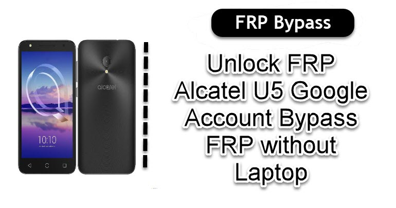 Unlock FRP Alcatel U5
