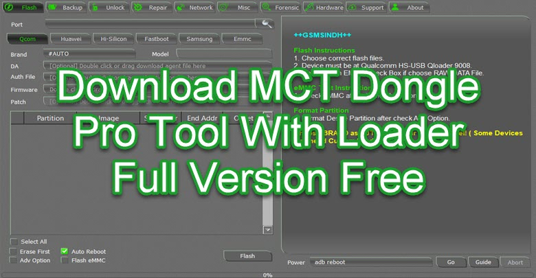 Download MCT Dongle Pro Tool
