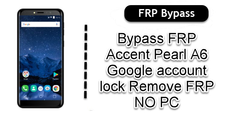 Bypass FRP Accent Pearl A6