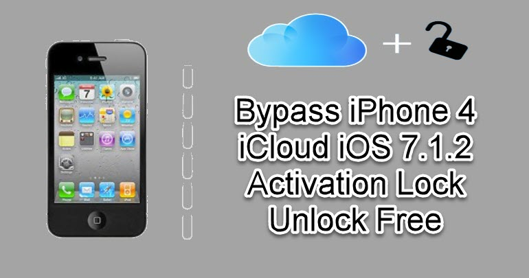 Bypass iPhone 4 iCloud