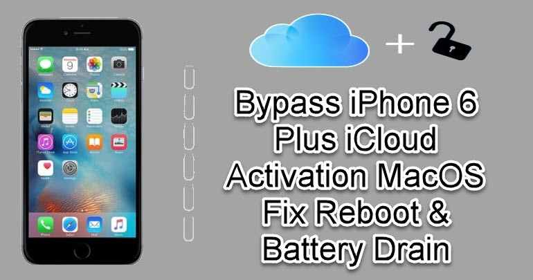 Bypass iPhone 6 Plus