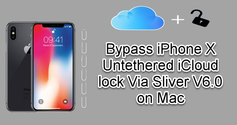 Bypass iPhone X Untethered
