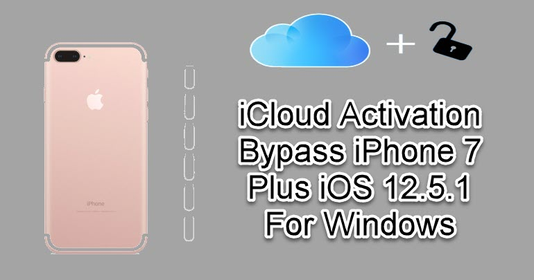 iCloud Activation Bypass iPhone 7 Plus