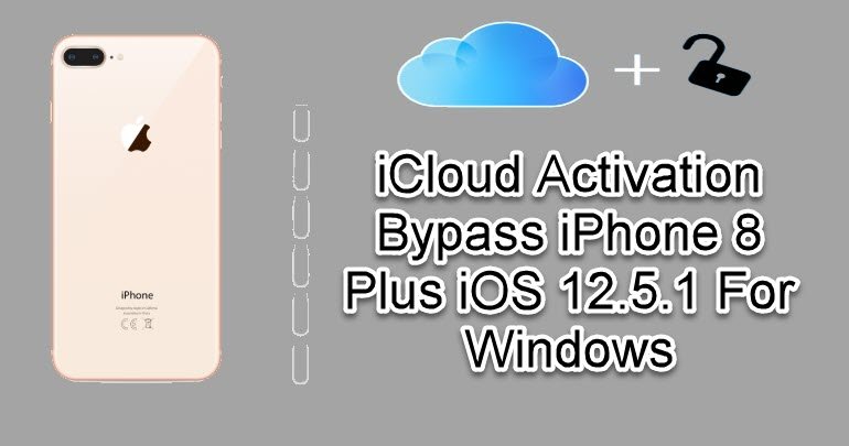 iCloud Activation Bypass iPhone 8 Plus