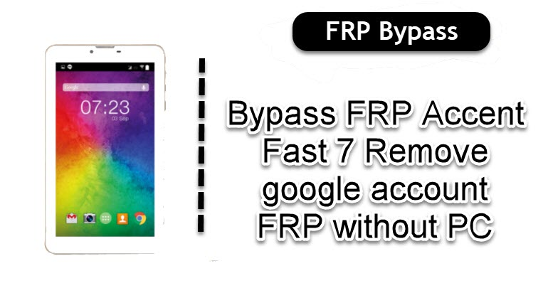 Bypass FRP Accent Fast 7